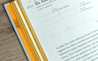Judith Schalansky : Atlas des îles abandonnées